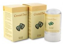Crystal  Salt Natural Deodorant 75g